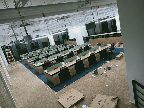北京公司搬家